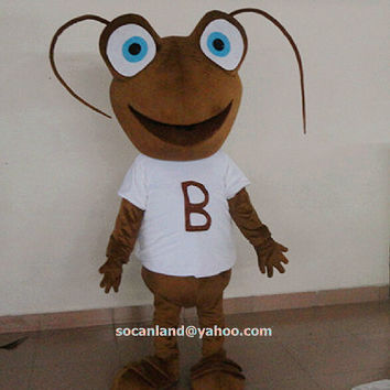 Ant  Mascot Costume,Cosplay Costume,Children's Mascot Costume,Costume for Kids,Clothing,Kids' Party Mascot,Halloween Mascot,Christmas Mascot