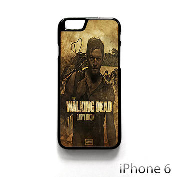 The Walking Dead Daryl Dixon for Iphone 4/4S Iphone 5/5S/5C Iphone 6/6S/6S Plus/6 Plus Phone case