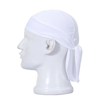 ECYC® pirate cap Women / Men's Outdoor 100% Cotton Assorted Travel Motorcycle Biker Caps Head Wrap Do Rags / Multi-color Bandanas / Pirate Hats Fleece