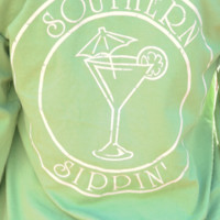 RESTOCK: Southern Sippin' Martini: Dillweed