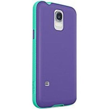 Belkin F8M910B1C04 Air Protect Grip Candy SE Protective Case for Samsung Galaxy S5 - Purple, Jade