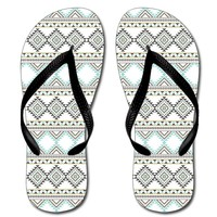 Katydid Aztec Fashion Women's Flip Flops