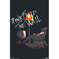 Pink Floyd - Domestic Poster