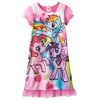 My Little Pony Ruffle Nightgown