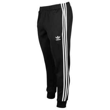 adidas Originals Superstar Cuffed Track Pants - Men's at Foot Locker