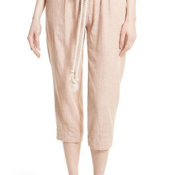 Free People Everyday Drawstring Pants | Nordstrom