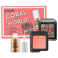Sephora: Coral My World! : combination-sets-palettes-value-sets-makeup