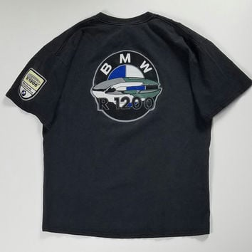 BMW R1200 T-Shirt Size X-Large