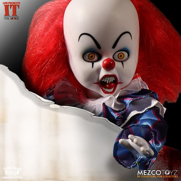 Living Dead Dolls: IT (1990) - Pennywise