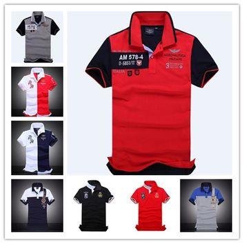 Men's Style Polo Shirts Quality