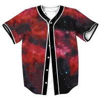 Galaxy Space Men's Jersey