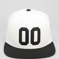 Undefeated 00 Colorblock Snapback Hat