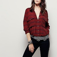 Free People Womens Fawn Over You Top