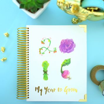 2016 Blogilates Fit Planner