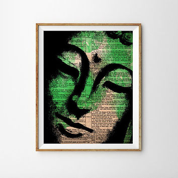 Buddha Yoga Poster Yoga Watercolor Yoga Art wall decor YOGA PRINT Yoga Studio Art Zen Buddhist meditation print Zen decor peaceful calming