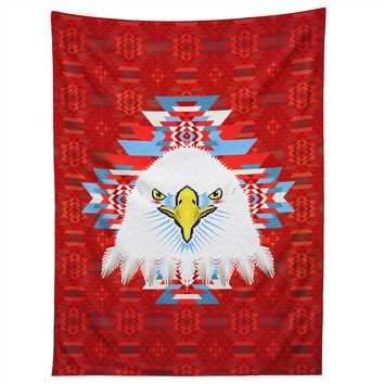 Chobopop American Flag Eagle Tapestry
