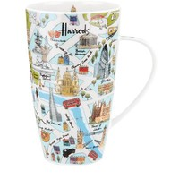 Harrods London Attractions Mug