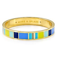kate spade new yorkMake a Splash Idiom Bangle
