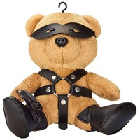Bondage Bear- Harness Edition