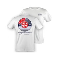 Simply Southern Patriotic Flag T-Shirt! | Palmetto Moon