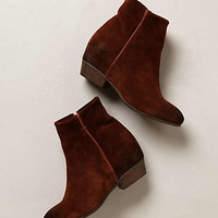 Hidden-Wedge Booties