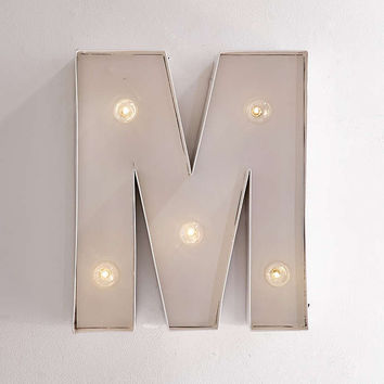 Modern Letter Marquee - Urban Outfitters