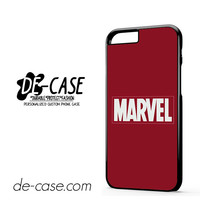 Marvel (2) For Iphone 6 Iphone 6S Iphone 6 Plus Iphone 6S Plus Case Phone Case Gift Present YO