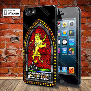 Gryffindor Case For iPhone 5, 5S, 5C, 4, 4S and Samsung Galaxy S3, S4