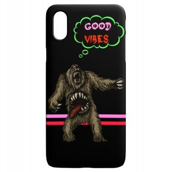 Good Vibes IphoneX Case