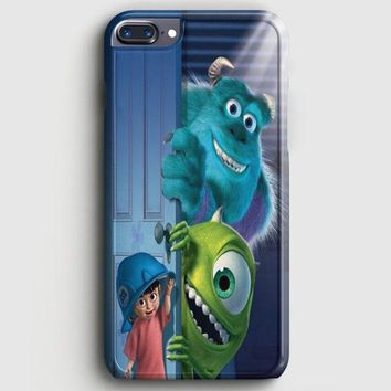 Monster Inc Disney iPhone 7 Plus Case