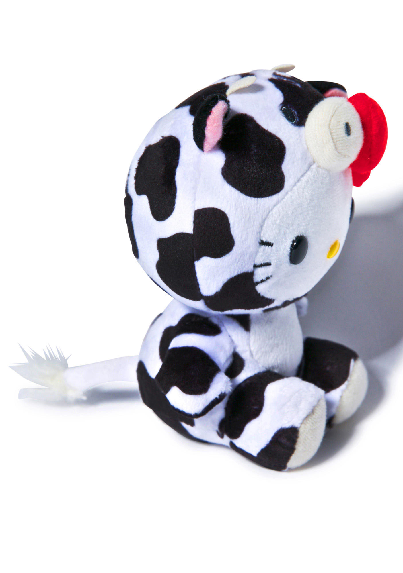 753a7fcaa Sanrio Farm Friends Hello Kitty Cow Plush from Dolls Kill