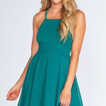 Roxy Dress - Teal