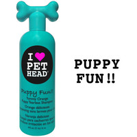 Puppy Fun Puppy Tearless Shampoo | Pet Head