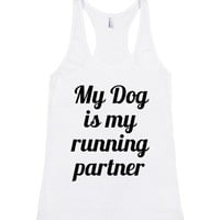 My Dog is My Running Partner