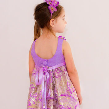 Flower Girl Dress - Boutique Flower Girl Dresses - Custom Flower Girl Dress  - Girls Pageant db524d4e6927