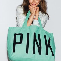 Oversized Tote - PINK - Victoria's Secret