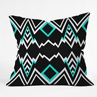 Elisabeth Fredriksson Wicked Valley Pattern 2 Throw Pillow