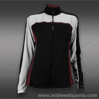 Tail Divine Wine Warm-Up Jacket