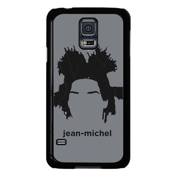 Jean Michel Basquiat Samsung Galaxy S5 Case