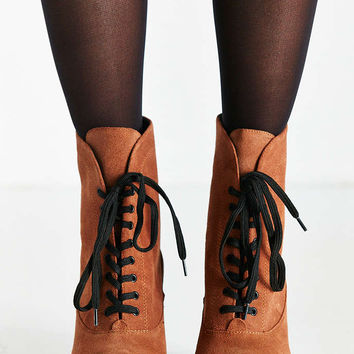 Kelsi Dagger Brooklyn Berlin Lace-Up Heeled Boot - Urban Outfitters