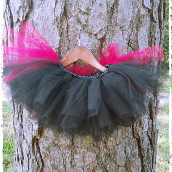50% OFF!!!!   University of Georgia Red and Black Tutu-Available in Toddlers