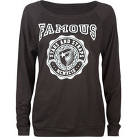 FAMOUS Stars & Straps Seal Womens Tee 179772100 | L/S tees & Thermals | Tillys.com