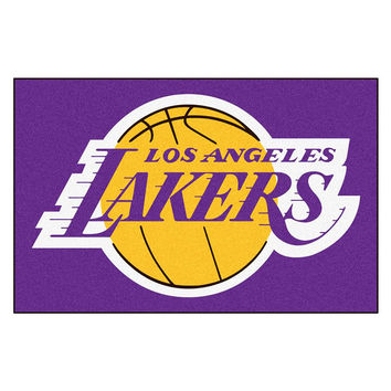 Los Angeles Lakers NBA Starter Floor Mat (20x30)