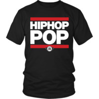 Hip Hop Pop T-shirt for Dads