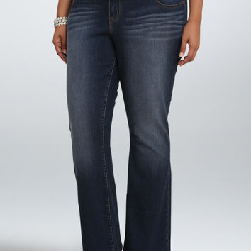 Torrid Relaxed Boot Jean - Dark Wash (Extra Tall)