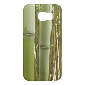Bamboo Forest Samsung Galaxy S6 Cases