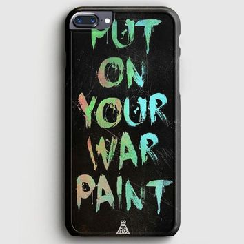 Fall Out Boy Lyrics Just One Yesterday iPhone 8 Plus Case | casescraft