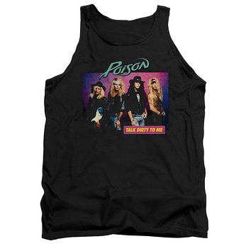 POISON/TALK DIRTY TO ME TANK