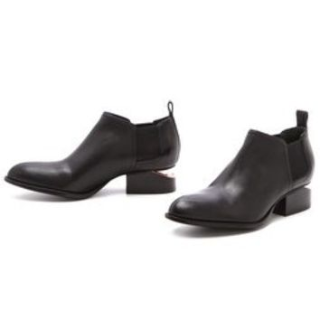 Alexander Wang Kori Ankle Booties with Rose Hardware | SHOPBOP