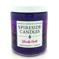 Ghostly Castle Candle - Spireside Candles
